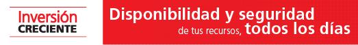 Inversión Creciente Vista Santander